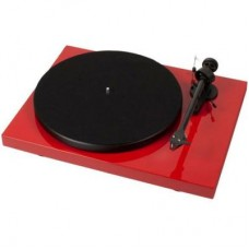 Debut Carbon Audiophile 2-speed Turntable (Gloss Red)
