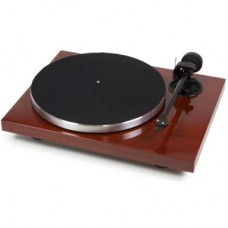 1Xpression Carbon Classic Audiophile 2-speed Turntable (Mahogany)